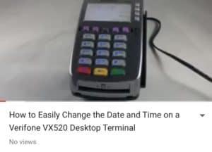 Verifone vx520 tamper password