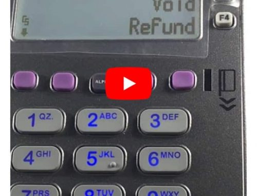 How to Easily Unlock VX520 Keypad