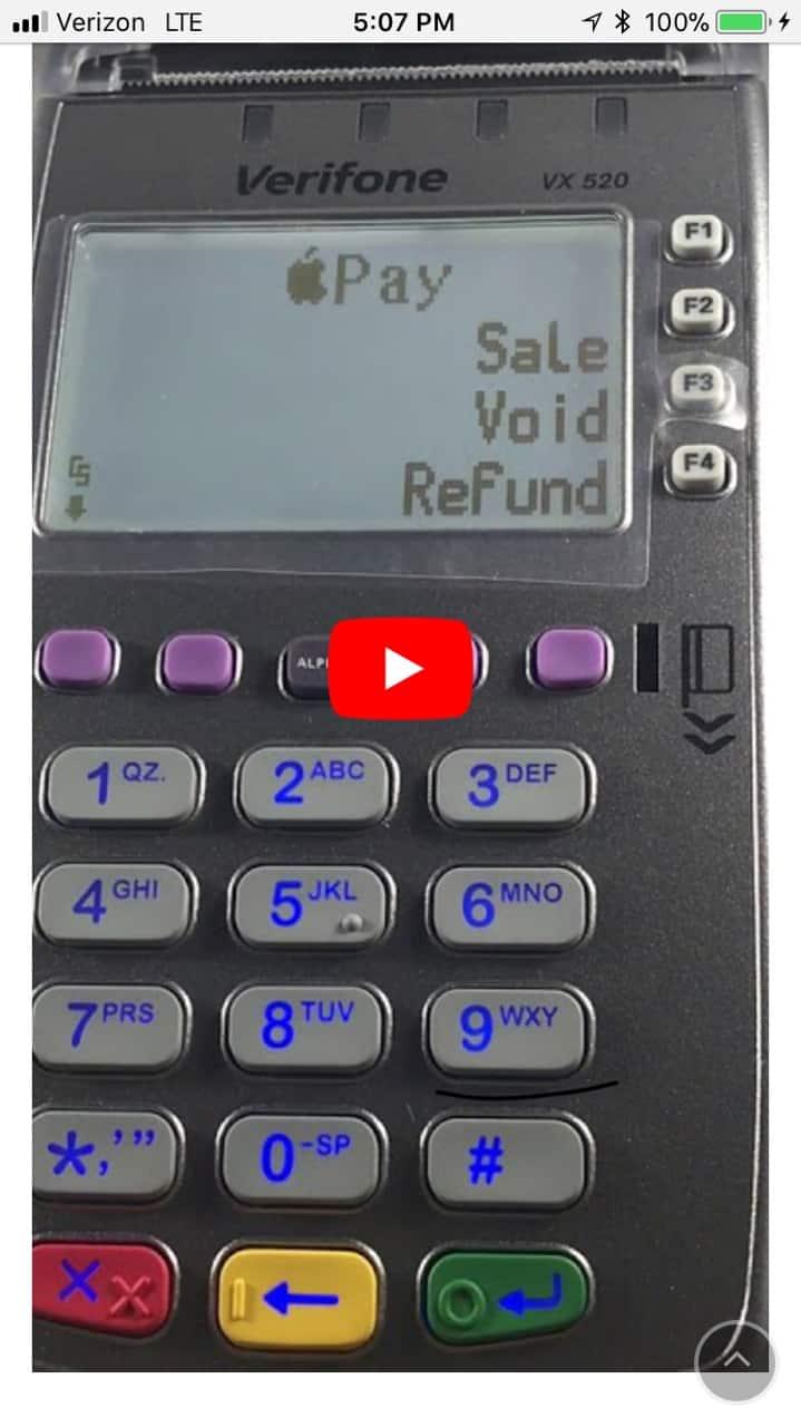 Unlock VX520 Keypad AMP Payment Systems