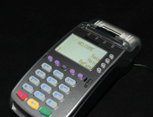 Easily Adjust Tips VX520 Verifone Terminal