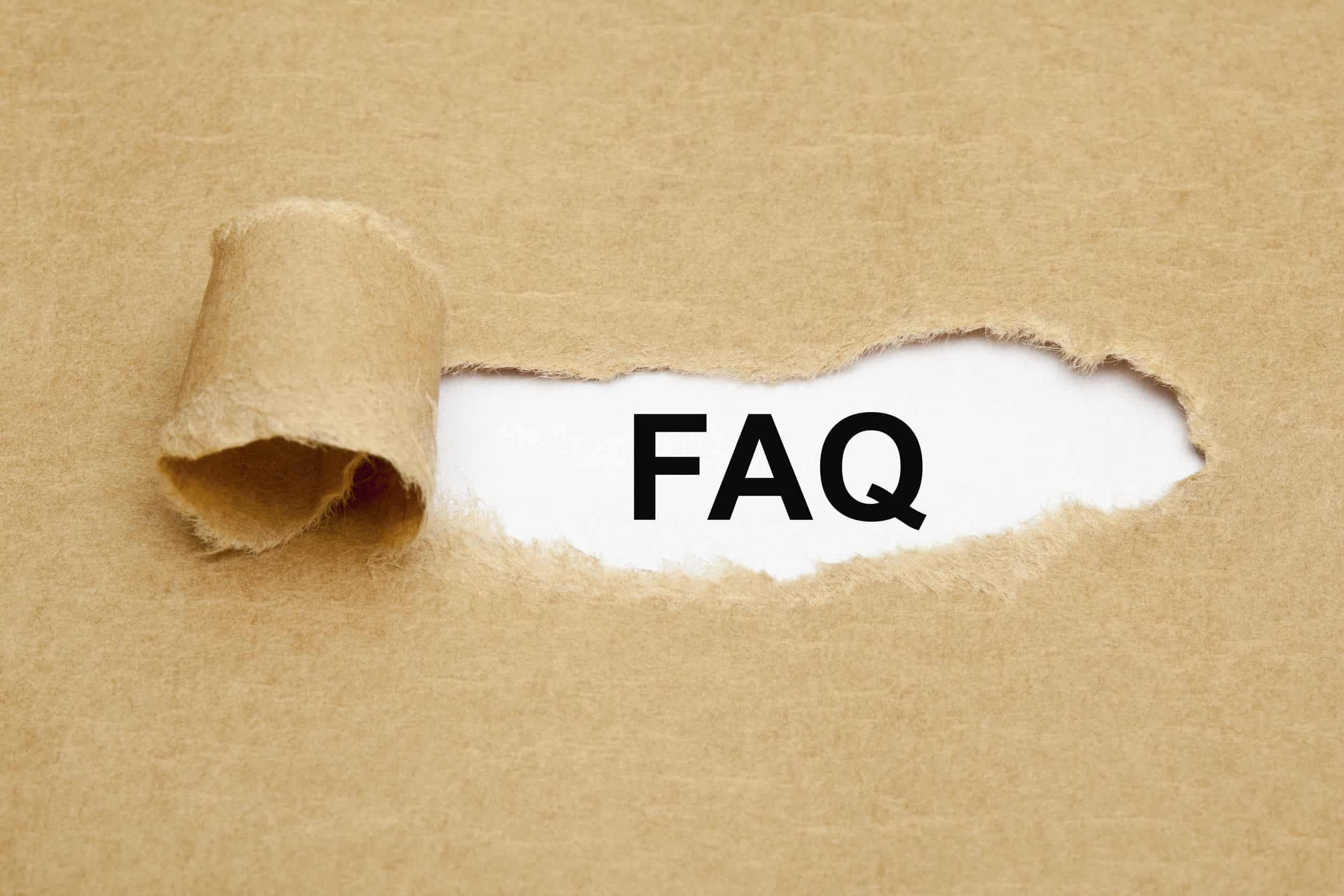 Merchant FAQs AMP Payment Systems