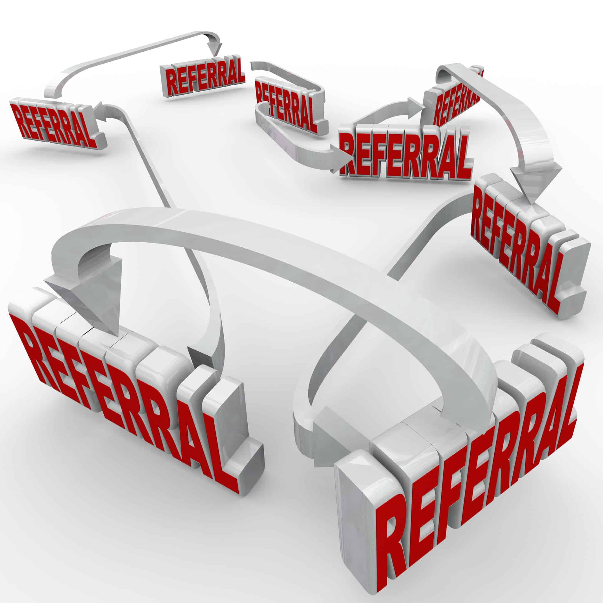 Get Referrals AMP Payment Systems