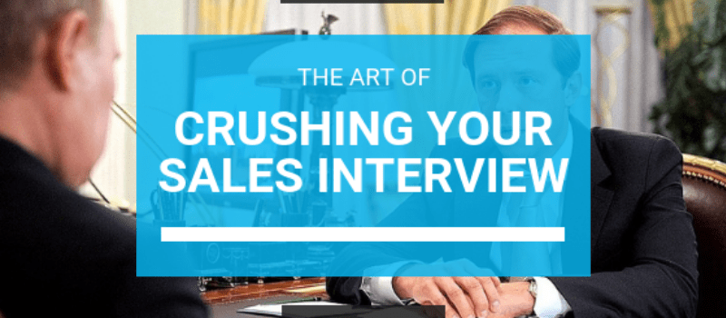 64 Sales Interview Questions and Answers in 2019 | Sales