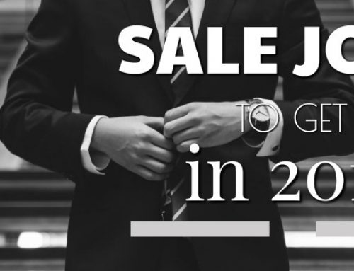 4 Best Sales Jobs in 2019 that are High Paying