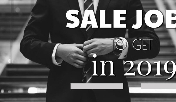 The 4 Best Sales Jobs For High Pay and Long Term Success