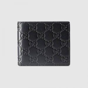 Signature Bi-Fold Wallet from Gucci – Best Men's Bi-Fold Designer Wallet