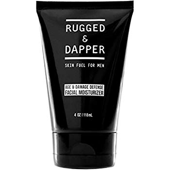 RUGGED & DAPPER Face Moisturizer